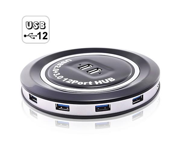 chinavision warp speed 12 port usb 3 hub 2