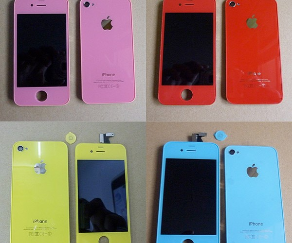 iPhone 4 Broadens Its Color Palette
