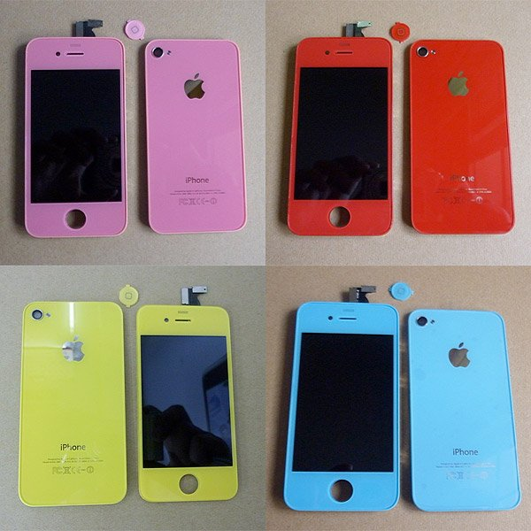 ... 4S to light blue – Change iPhone 4S to pink – Change iPhone 4S to