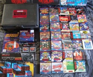 complete virtual boy collection 300x250