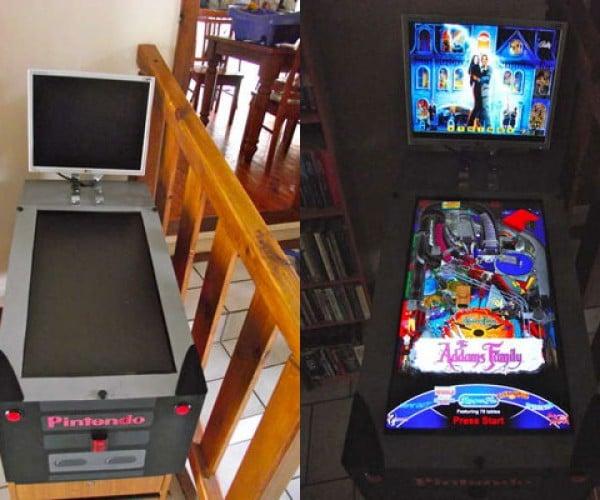 How to Build a Digital Pinball Machine [DIY]