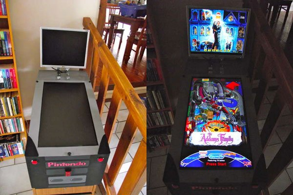 diy digital pinball