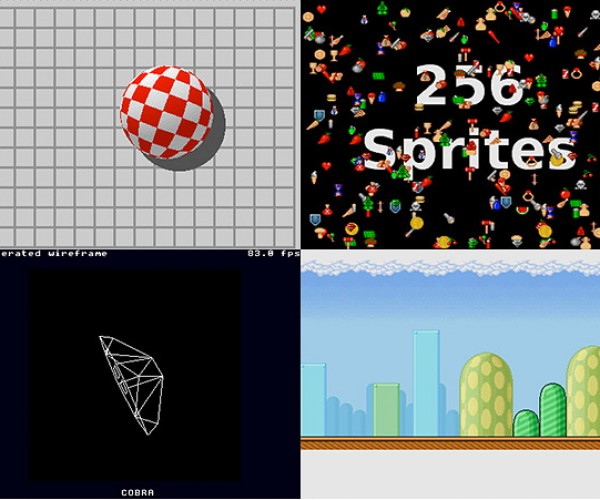 Arduino + 8-bit Games = Gameduino
