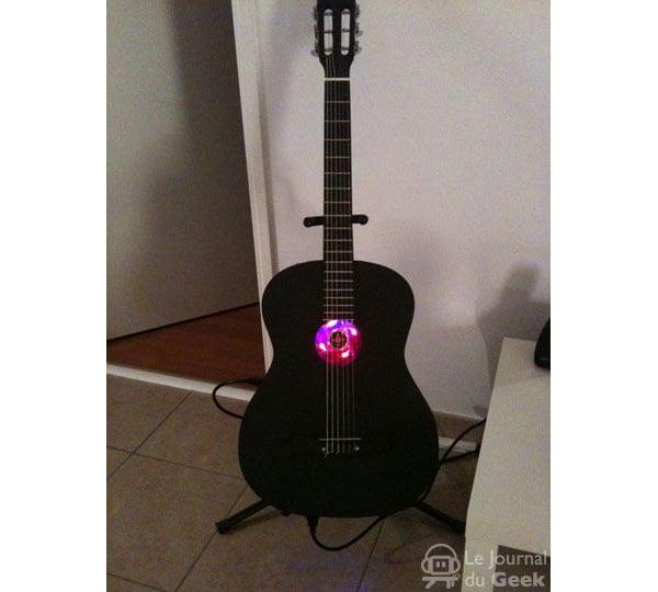 guitar pc casemod by jossss