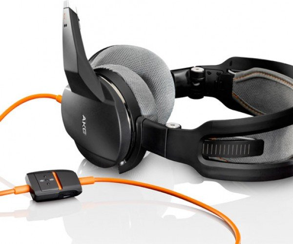 Harman Debuts Cool New AKG GHS-1 Gaming Headphones