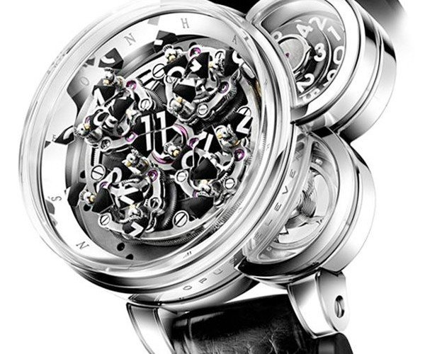Harry Winston Opus Eleven Costs More than a House
