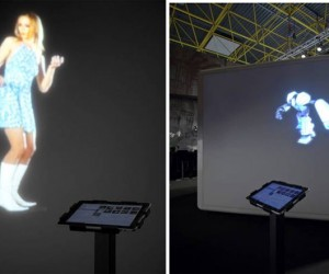 Holocube Unveils Beam Touch and Photo Booth Interactive Kiosks