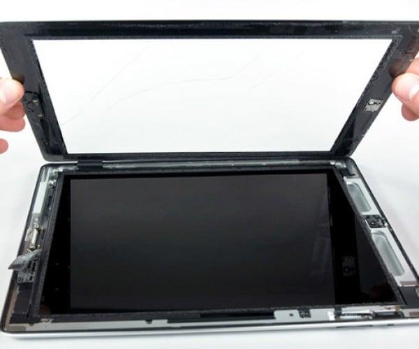 iFixit iPad 2 Teardown Reveals Guts, Brains of Apple's Latest Tablet