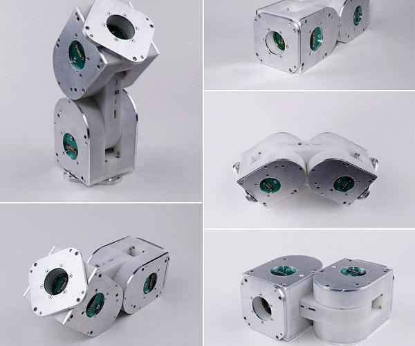 iMobot Robot Adapts to its Surroundings