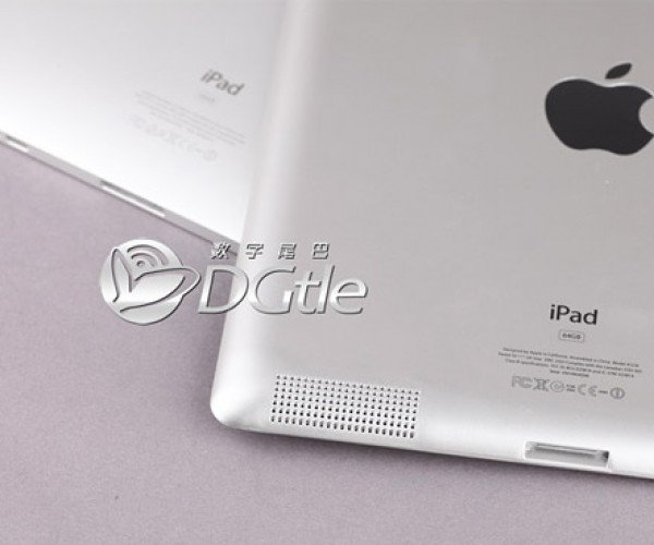 iPad 2 Mockup Pics Arrive Hours Ahead of Apple's Official Release