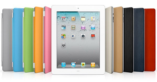 ipad smart cover colors