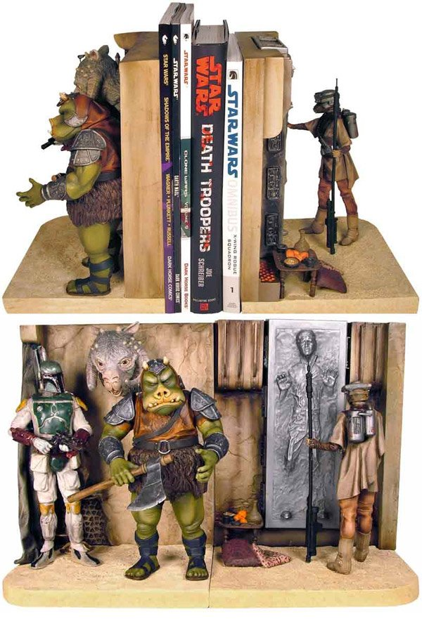 jabbas palace bookends