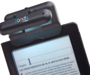 Kandle LED Book Light: Kindle Kombo