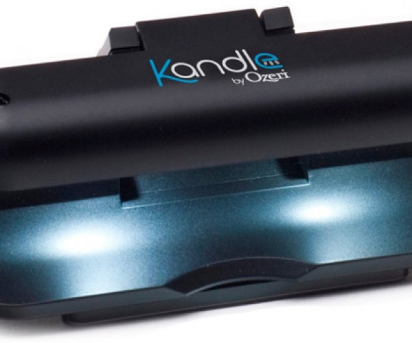 kandle led book light by ozeri 5