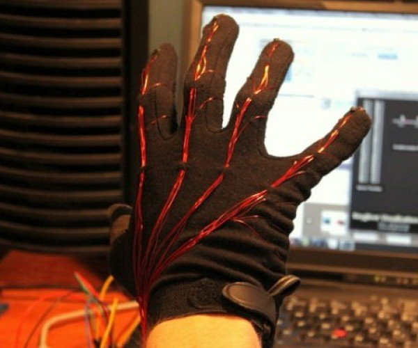 Keyglove is a Mouse and Keyboard for One Hand
