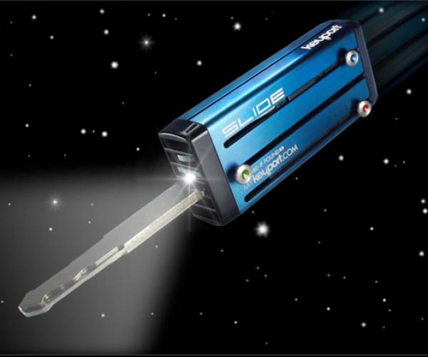 Keyport Slide Gets New LED Light Blade