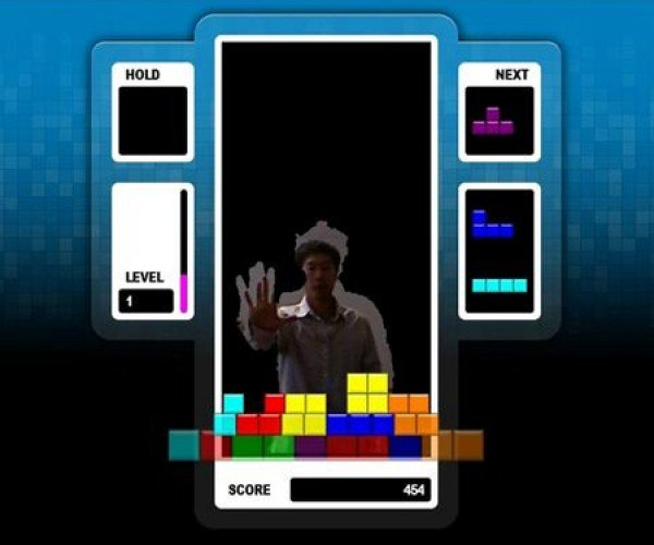 Kinetris: Play Tetris the Way It Wasn't Meant to Be Played