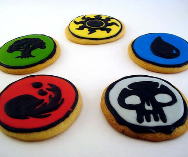magic the gathering cookies by the domestic scientist 2