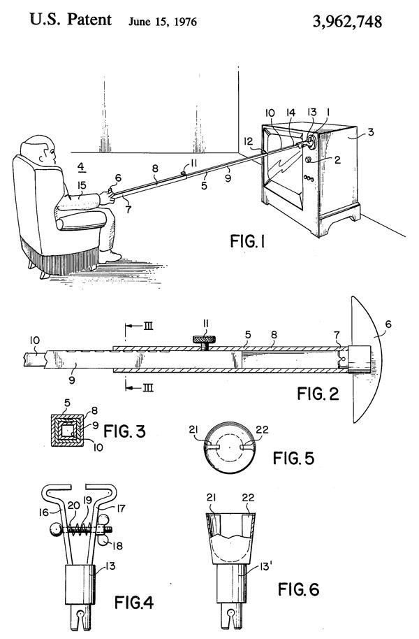 mechanical_remote_control