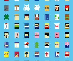 Minimal Video Game Characters: Can You Guess Them All?