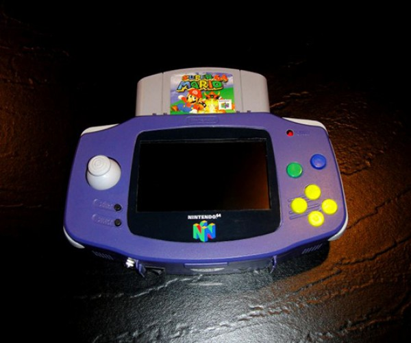 N64Boy Advance: Game Boy Grows Up