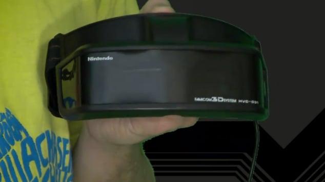 nintendo famicom 3d system