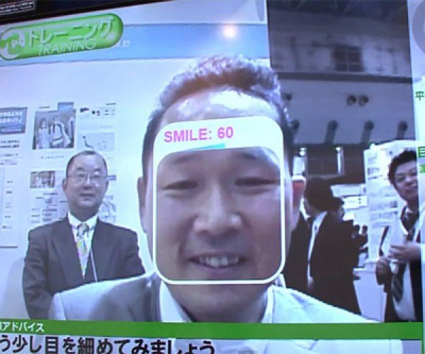 SmileScan: Why Aren't You Smiling?