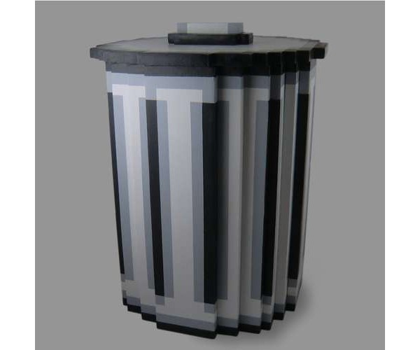 pixel trash can by brittliv 2