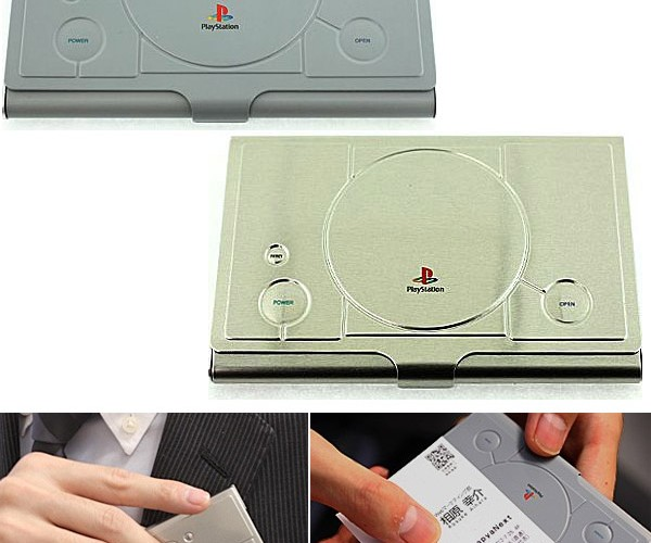 PlayStation Business Card Case: The Original PlayStation Portable