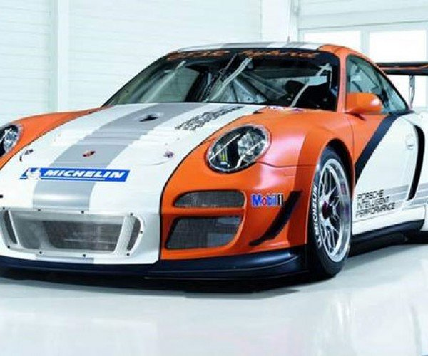 Porsche 911 GT3 R Hybrid Race Car is the First Hybrid I Would Own