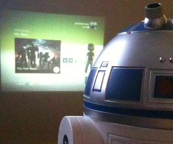 r2-d2 xbox 360 casemod by mark bongo 2