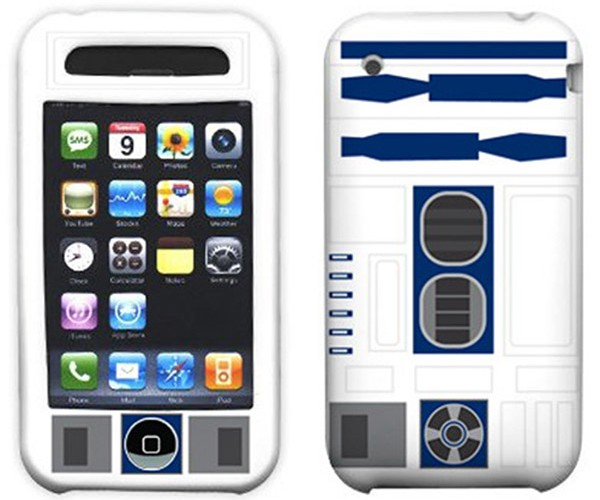 R2-D2 iPhone Case: Turn Your iPhone into a Droid