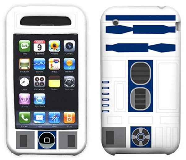 r2 d2 droid iphone