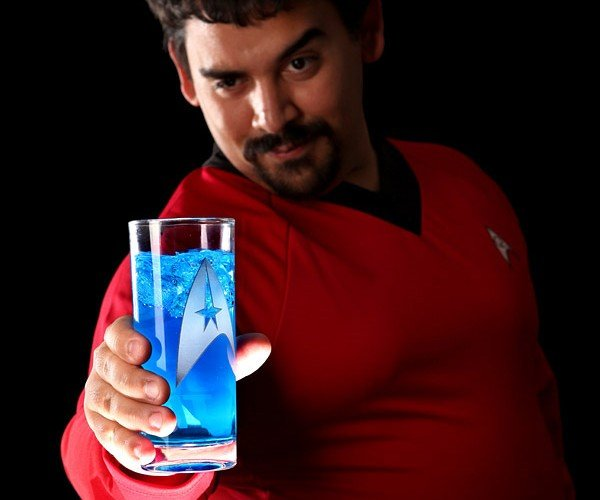 Romulan Ale Energy Drink: Belly-Up to the Space Bar
