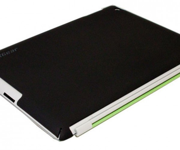 XGear Smart Cover Enhancer Protects the Naked Backside of Your iPad 2