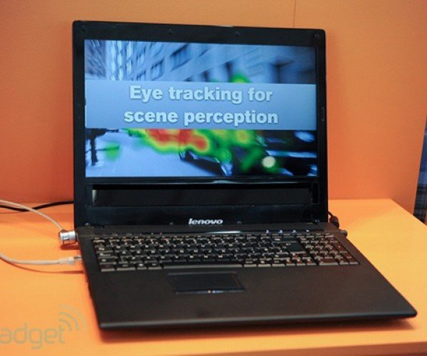 Tobii Unveils World's First Eye-Controlled Laptop: A Sight to Behold
