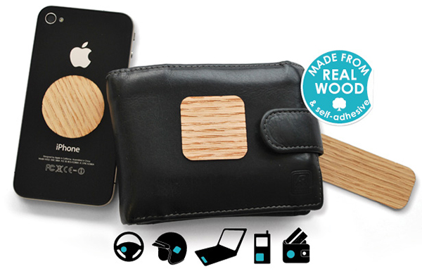 touch wood self adhesive wood patch by suck uk