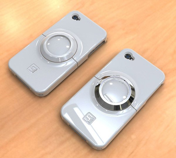 un01 iphone 4 camera case