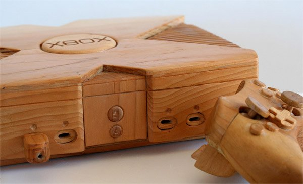 wooden xbox by ben winfield 1