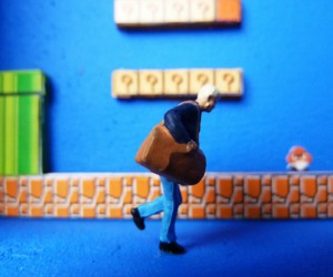Box Stories: Miniature Video Game Vistas