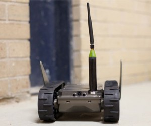 iRobot 110 FirstLook: The Little Spy Car That Could