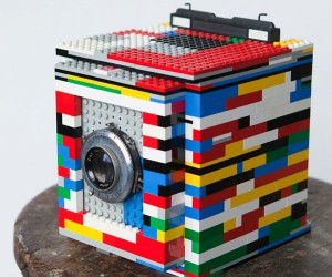 LEGOtron Mark I Medium Format Camera: You Make Castles, Cary Makes Cameras