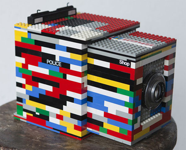 lego medium format cary norton legotron camera
