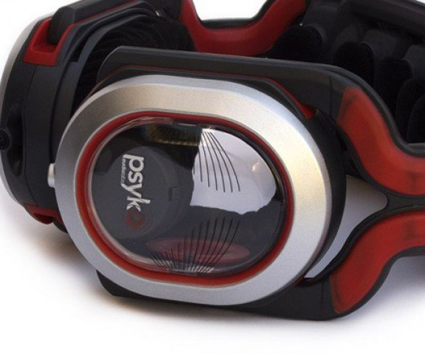 Psyko Carbon and Krypton Surround Headphones Wrap Your Ears in Sound