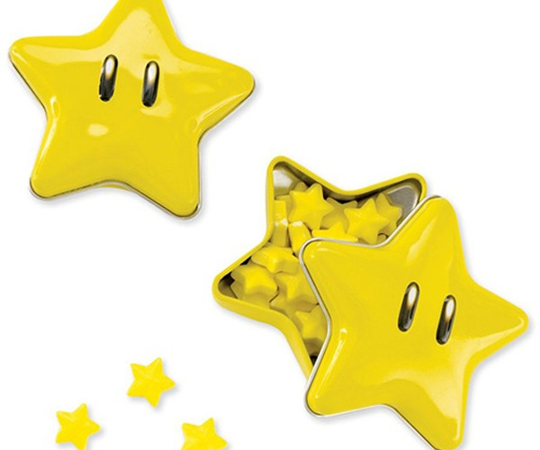 Super Mario Starman Candy: Now You Can Be Invincible All the Time