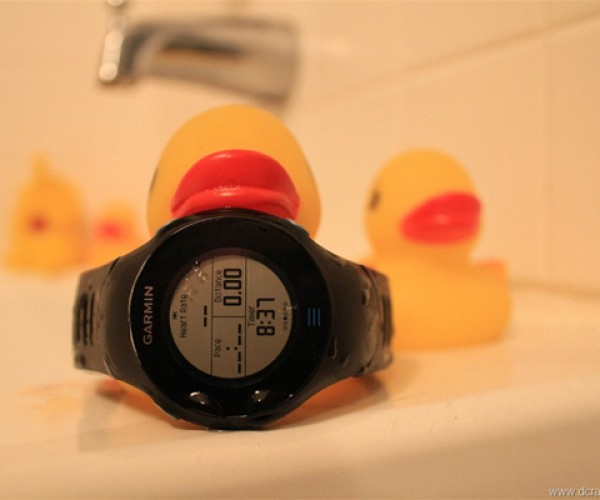 Garmin Forerunner 610: The Touchscreen GPS Watch is a Go!