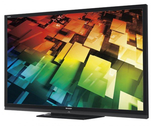 Sharp LED LCD 70-Inch Aquos HDTV: Bigger Than Your Friends' TVs