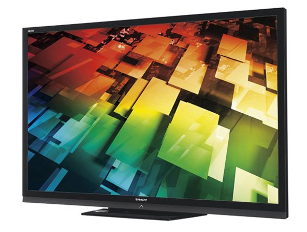 sharp aquos 70-inch led lcd hdtv tv