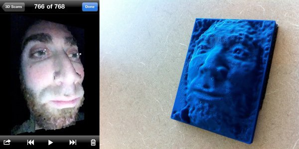 trimensional app 3d scanner iphone ios software