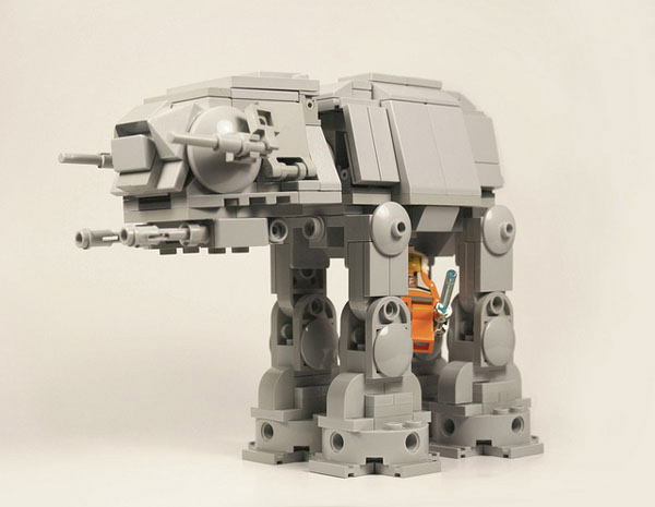 angus maclane chibi adorable at-at imperial walker star wars empire